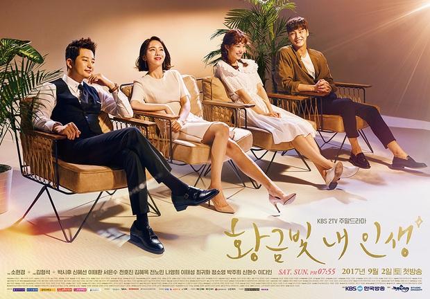Điểm mặt 13 phim Hàn tháng 9: Toàn sao đình đám đổ bộ màn ảnh nhỏ! - Ảnh 2.