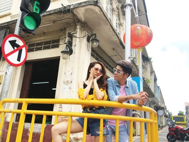 Bảo Anh - Bùi Anh Tuấn kết hợp quay MV mới tại Thái Lan, gửi gắm thông điệp tuổi trẻ sống hết mình - Ảnh 6.
