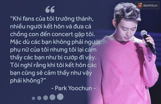 Gửi anh Park Yoochun, giấc mộng thanh xuân của nhiều cô gái! - Ảnh 2.