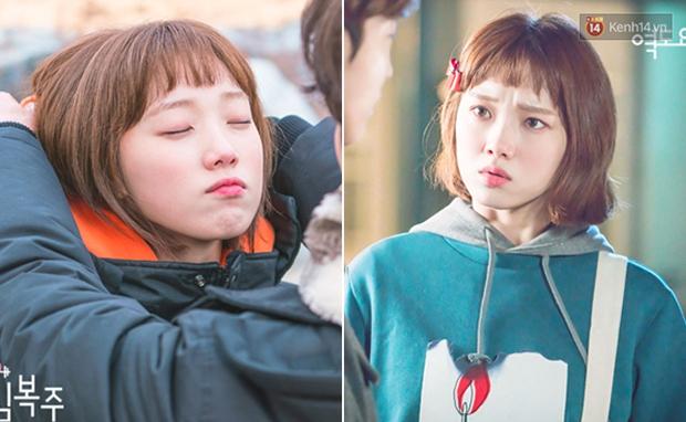 Đây là xu hướng đang càn quét phim Hàn khiến khán giả... nhức mắt - Ảnh 2.