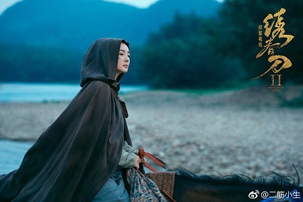 """Dương Mịch trong """"Tú Xuân Đao 2"""": Diễn tròn vai hay thực sự xuất sắc? - Ảnh 2."""