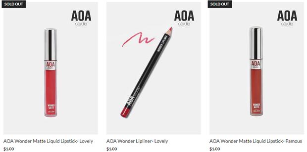Các tín đồ làm đẹp đang phát sốt vì mỹ phẩm 1$ của thương hiệu Mỹ AOA Studio, nhưng liệu có đáng mua? - Ảnh 2.