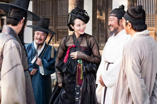 Rụng rời trước nhan sắc 12 mĩ nhân cổ trang đẹp nhất điện ảnh Hàn Quốc - Ảnh 3.