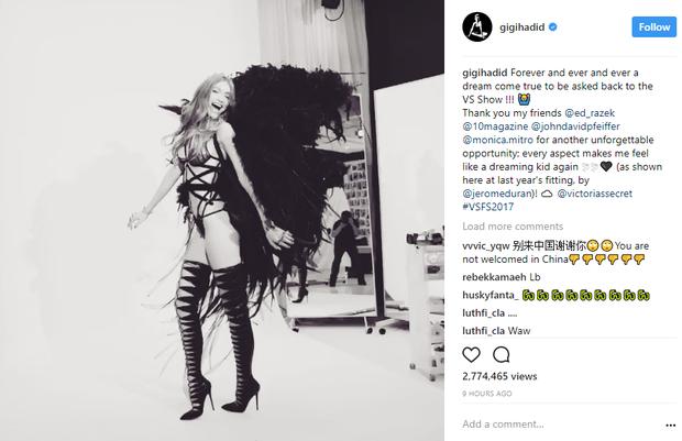 2 chị em Gigi - Bella Hadid cùng quay trở lại Victorias Secret Show năm nay - Ảnh 3.