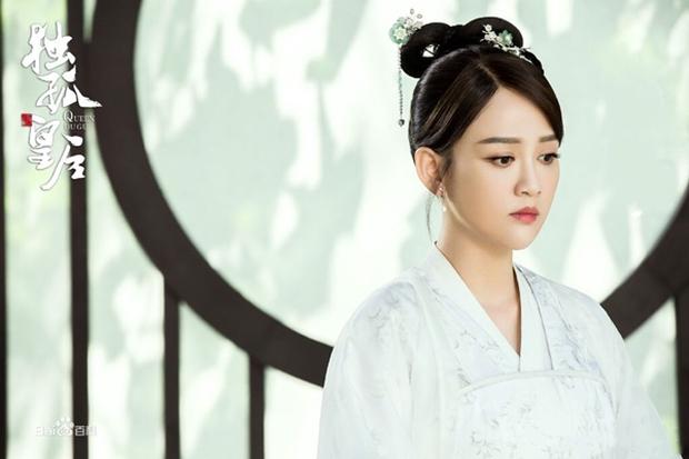 Hoàng hậu Trần Kiều Ân bị chê không đủ ác hệt Võ Mị Nương - Ảnh 3.