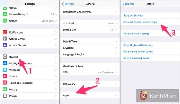 Trước khi đem bán iPhone cũ, bạn cần làm ngay 5 điều này để tránh rắc rối - Ảnh 7.