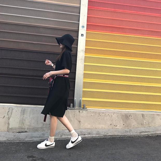 Nike Cortez, mẫu sneaker lạ lẫm đang bùng cháy tại châu Á và dự là sẽ hớp hồn giới trẻ Việt thời gian tới - Ảnh 7.