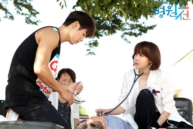 Hospital Ship - Tác phẩm y khoa rất đáng xem của Ha Ji Won - Ảnh 6.