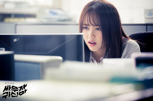 """Ai cũng xin quỳ trước 10 chị đại có """"siêu năng lực"""" bá chủ phim Hàn - Ảnh 9."""