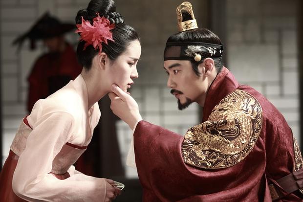 Rụng rời trước nhan sắc 12 mĩ nhân cổ trang đẹp nhất điện ảnh Hàn Quốc - Ảnh 9.