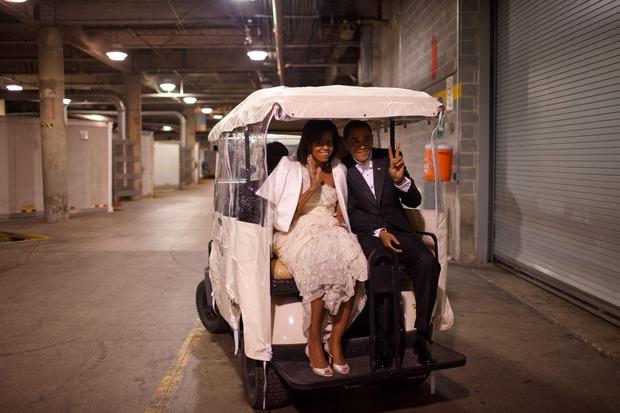 Những khoảnh khắc đáng nhớ bên vợ con của Tổng thống Obama trong 8 năm đương nhiệm - Ảnh 1.