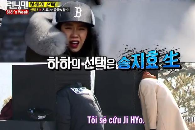 Điểm yếu của Song Ji Hyo đây rồi! Xin đừng đùa với mợ! - Ảnh 6.