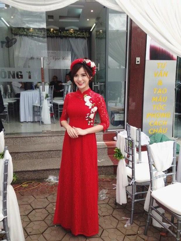 Hot girl Tú Linh M.U xinh đẹp rạng rỡ trong lễ ăn hỏi - Ảnh 16.