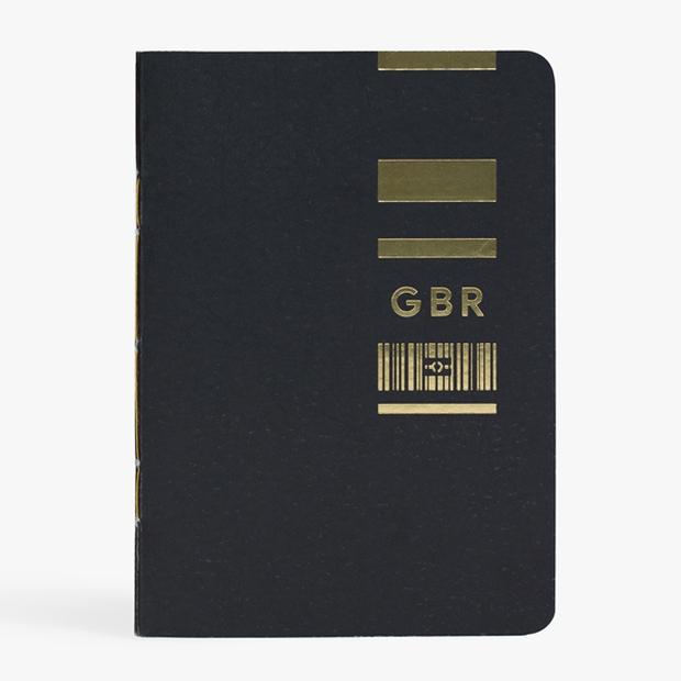 Chiêm ngưỡng những mẫu hộ chiếu mới cực chất của Anh sau khi rời EU - Ảnh 1.
