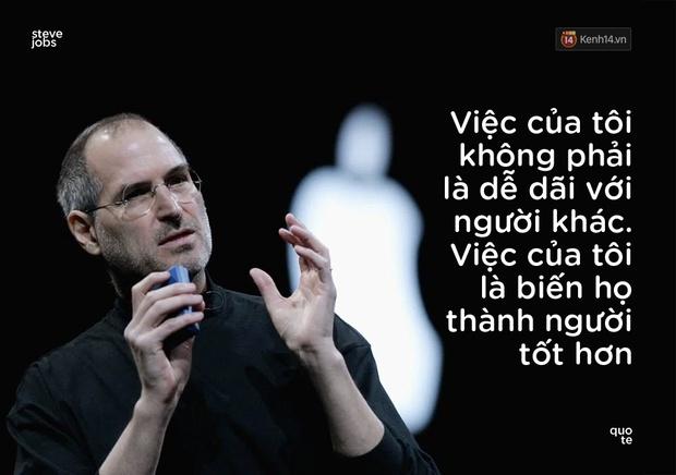 9 câu nói 'thâm thúy' khiến bạn thức tỉnh của Steve Jobs câu thứ 3 ai cũng giật mình