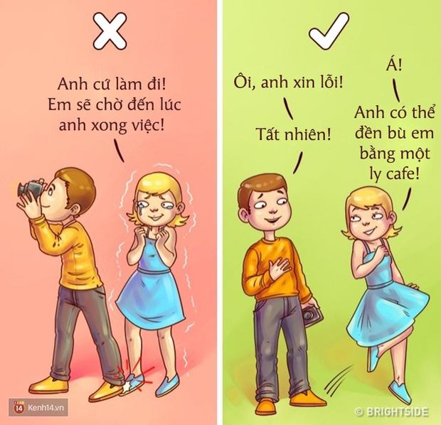 10 sai lầm trong cách cư xử hàng ngày khiến người khác thiếu tôn trọng bạn - Ảnh 1.