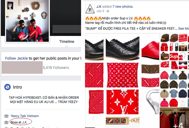 9x Việt chi hơn 1 tỷ để mua Louis Vuitton x Supreme: chịu chơi thật hay chỉ là buôn bán online? - Ảnh 7.