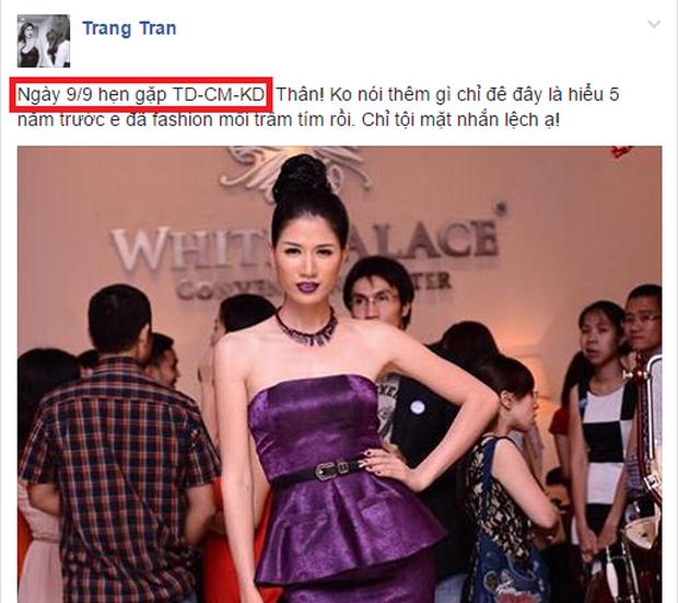 Trang Trần hé lộ top 3 Vietnams Next Top Model? - Ảnh 1.
