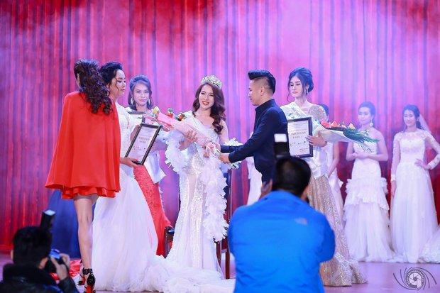 Cuộc thi Hoa khôi tạo ra người đẹp bán dâm nghìn đô chưa từng được cấp phép tổ chức - Ảnh 2.