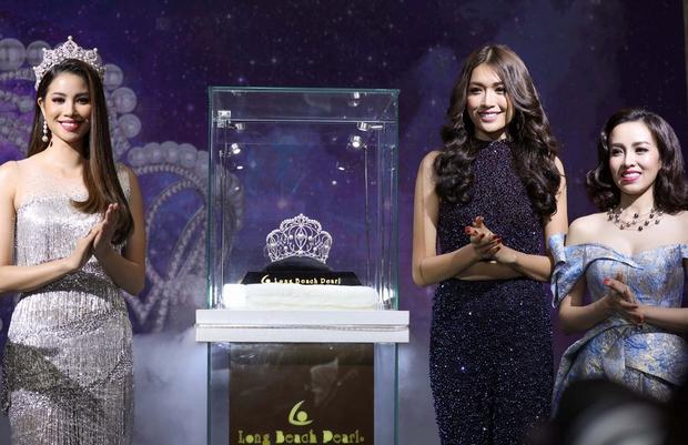 Hoa hậu Hoàn vũ Việt Nam 2017 hé lộ vương miện