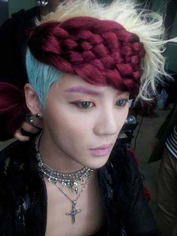 Chắc vì chọc giận stylist tóc nên nhiều sao Hàn mới phải ăn quả đắng thế này - Ảnh 3.