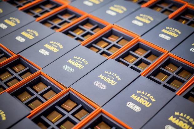 Maison Marou Hanoi: Cuối cùng thì cửa hàng chocolate ngon nhất thế giới cũng đã về với Hà Nội rồi đây! - Ảnh 1.
