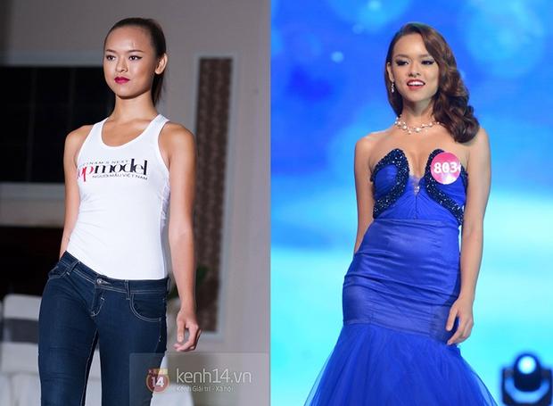 Ai bảo thí sinh Next Top Model không thi Hoa hậu Hoàn vũ được thì lầm to! - Ảnh 4.
