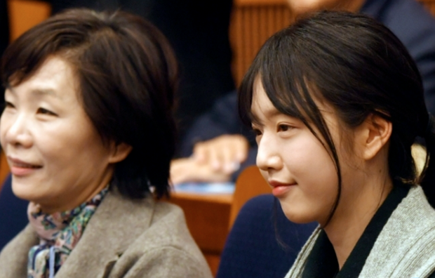 Bố tham gia tranh cử Tổng thống Hàn Quốc, nhưng dư luận lại chỉ tập trung vào cô con gái xinh đẹp - Ảnh 7.