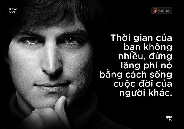 10 câu châm ngôn truyền cảm hứng của Steve Jobs khiến bạn muốn thay đổi bản thân ngay lập tức - Ảnh 10.