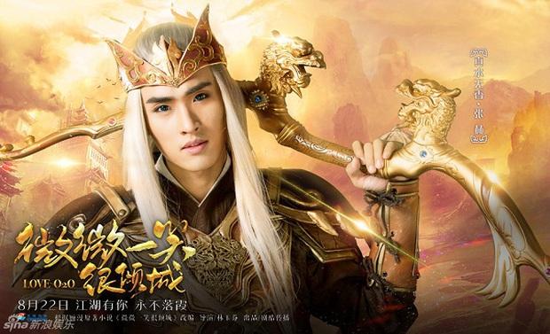 Không phải Dương Mịch - Triệu Lệ Dĩnh, đây mới là những diễn viên Hoa Ngữ nhẵn mặt với khán giả - Ảnh 9.