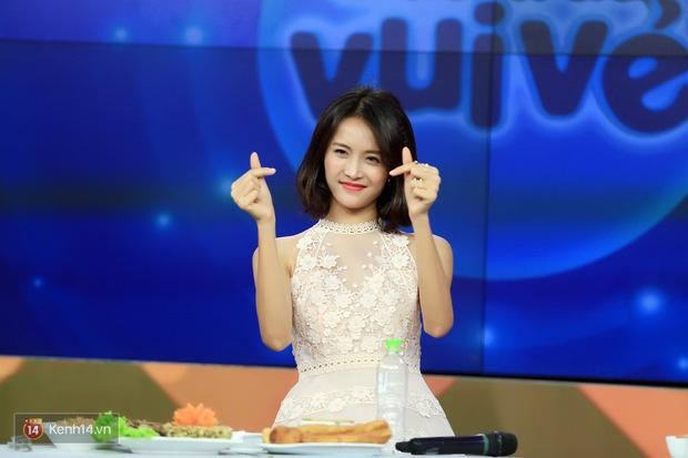 Xuất hiện xinh đẹp như công chúa, Trương Mỹ Nhân gây chú ý khi tiết lộ mẫu hình bạn trai lý tưởng - Ảnh 4.