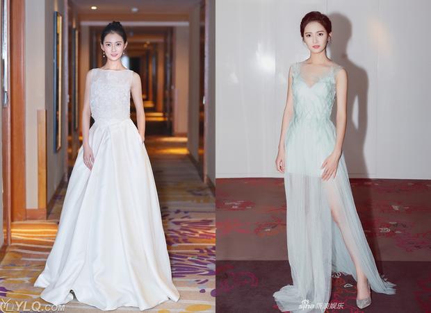 So sánh phong cách 4 đàn em của Dương Mịch, Phạm Băng Băng, Angela Baby, Đường Yên: người thướt tha yểu điệu, người sang chảnh ấn tượng - Ảnh 10.