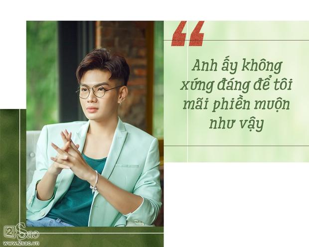 Đào Bá Lộc lần đầu móc gan ruột về mối tình với nam danh hài - MC lừng lẫy showbiz Việt - Ảnh 7.