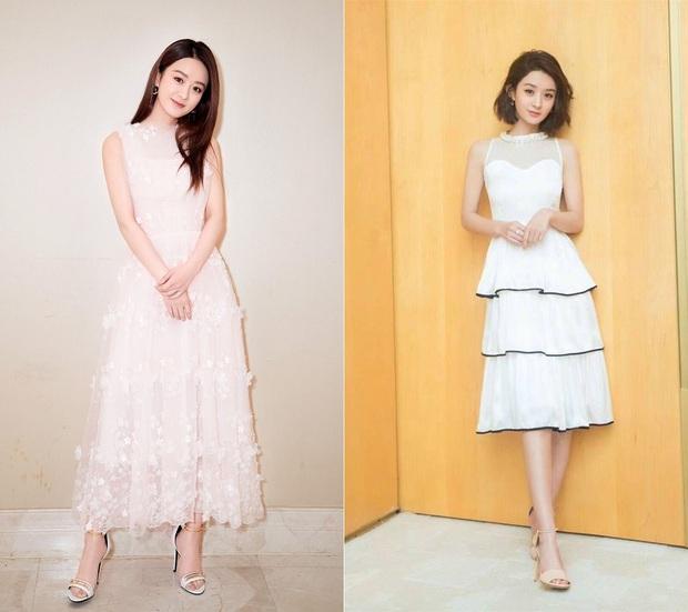 Lưu Thi Thi, Triệu Lệ Dĩnh và Cổ Lực Na Trát: Sau khi xuống tóc, style cũng thay đổi luôn 180 độ - Ảnh 10.