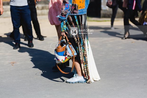Nếu nghĩ street style tại Paris Fashion Week chỉ là cuộc chiến váy áo thì bạn nhầm to rồi - Ảnh 10.