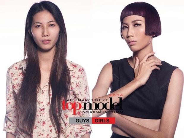 Cắt tóc như Vietnams Next Top Model thế này thì thà đừng cắt cho xong! - Ảnh 9.