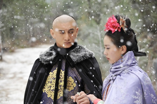 9 bộ phim giúp giới giải trí Hoa Ngữ có được những cặp đôi phim giả tình thật - Ảnh 21.