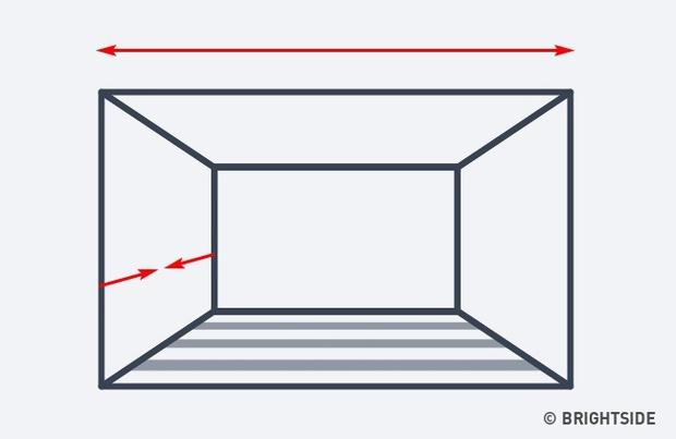 7 cách hô biến căn phòng của bạn trở nên rộng lớn hơn chỉ nhờ ảo ảnh thị giác - Ảnh 11.