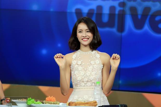 Xuất hiện xinh đẹp như công chúa, Trương Mỹ Nhân gây chú ý khi tiết lộ mẫu hình bạn trai lý tưởng - Ảnh 5.