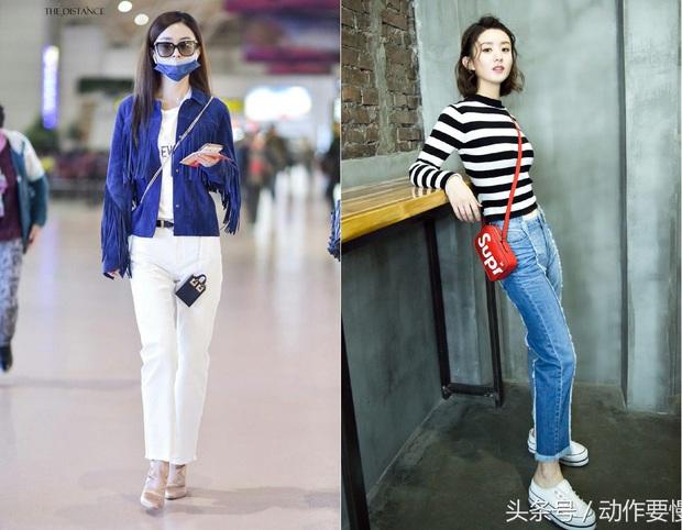 Lưu Thi Thi, Triệu Lệ Dĩnh và Cổ Lực Na Trát: Sau khi xuống tóc, style cũng thay đổi luôn 180 độ - Ảnh 11.