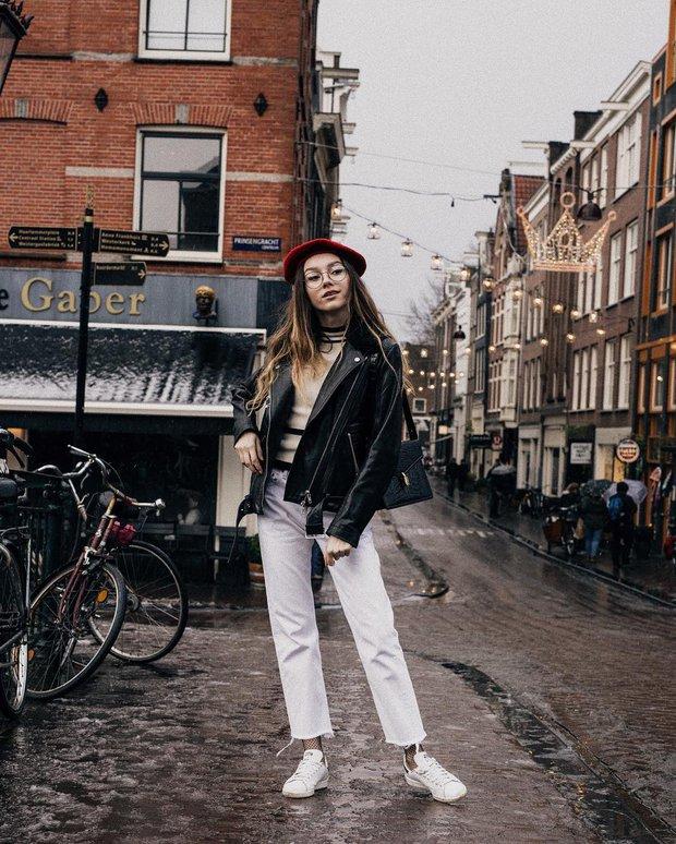 Mải mê ngắm street style ngày lạnh đẹp quên sầu của giới trẻ thế giới - Ảnh 11.
