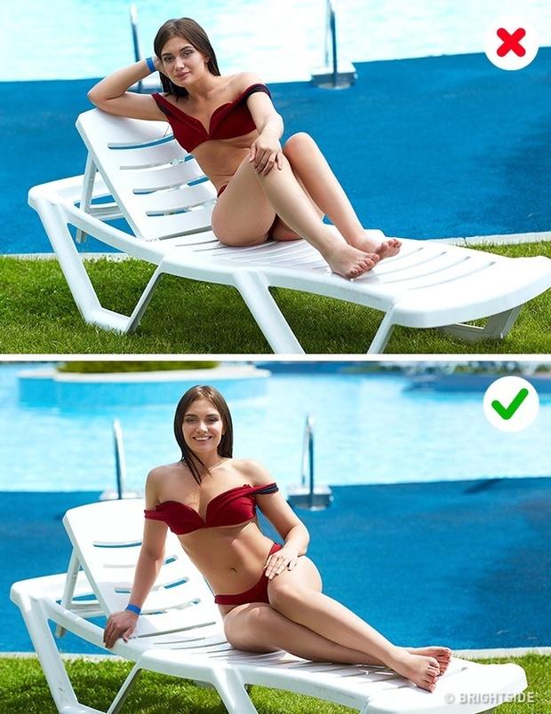 7 lỗi thường gặp khi chụp ảnh với áo tắm và cách khắc phục chúng - Ảnh 8.