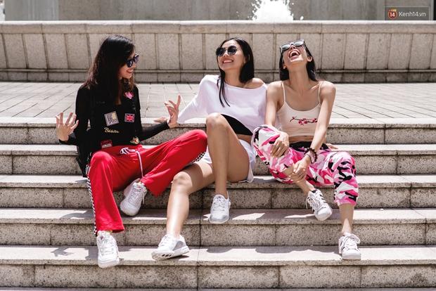 Street style chẳng cần lồng lộn, cứ cao và gầy thì đơn giản cũng thành mặc đẹp của mẫu Việt tuần qua - Ảnh 13.
