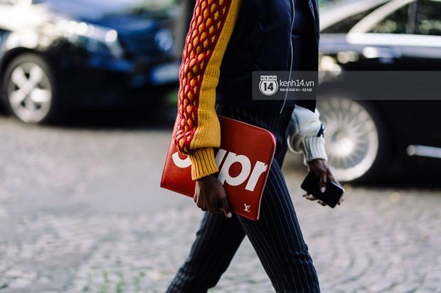 Nếu nghĩ street style tại Paris Fashion Week chỉ là cuộc chiến váy áo thì bạn nhầm to rồi - Ảnh 12.