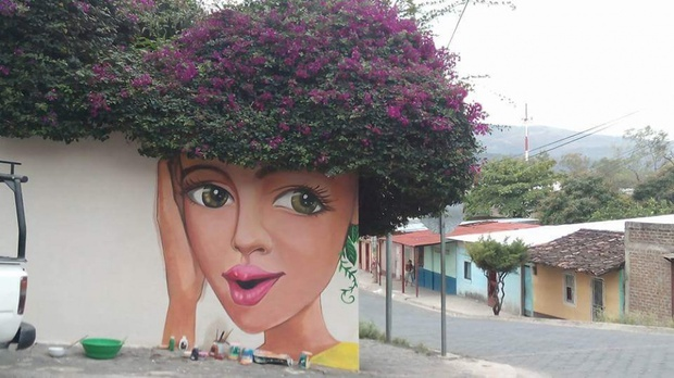 Ngắm nhìn 17 bức tranh tường 3D chân thực khắp nơi trên thế giới tranh tường