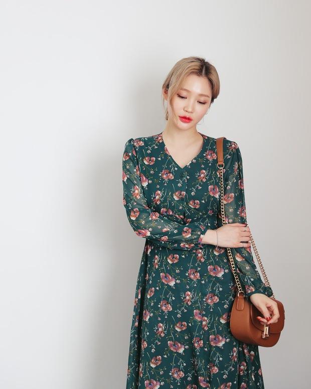 Mùa mặc váy hoa lại đến, update ngay xem trend váy hoa năm nay có gì hot - Ảnh 12.