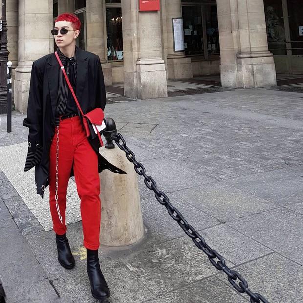 Kelbin Lei tiếp tục được thương hiệu đình đám Vetements lăng xê trên Instagram - Ảnh 13.