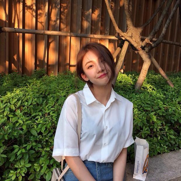 Lâu lắm mới thấy một cô bạn Hàn Quốc xinh rất tự nhiên vậy đấy - Ảnh 2.