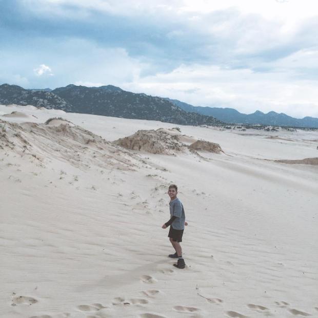 Ngẩn ngơ trước 5 đồi cát đẹp mê hồn ở miền Trung, nhìn thôi đã yêu luôn rồi - Ảnh 56.