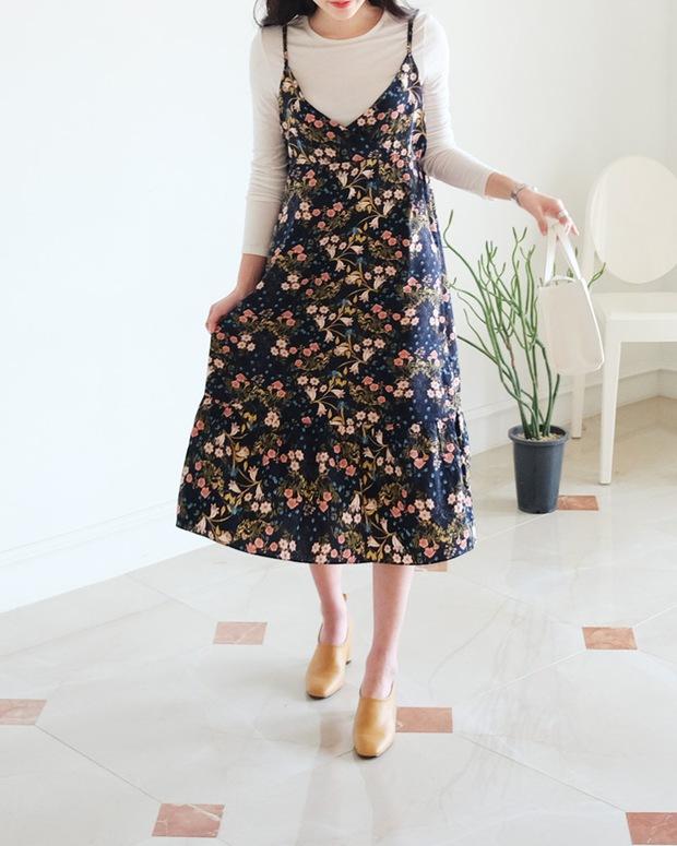 Mùa mặc váy hoa lại đến, update ngay xem trend váy hoa năm nay có gì hot - Ảnh 13.